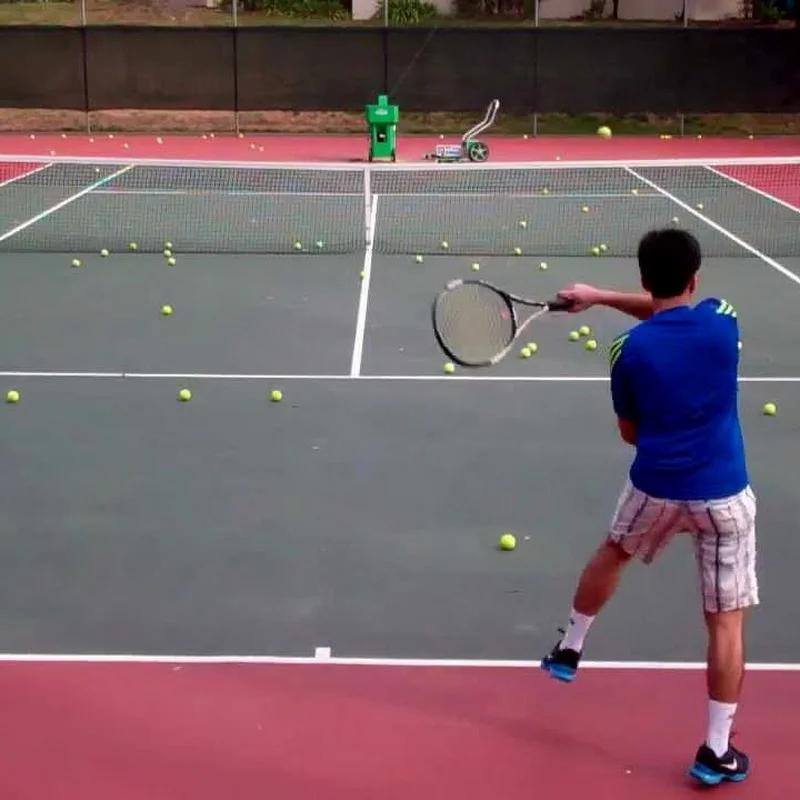 Tennis-Ball-Machines
