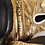 Everlast Powerlock Pro Training Gloves, Black/Gold