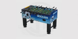 Foosball Table Amusement Game - 4,500 EGP