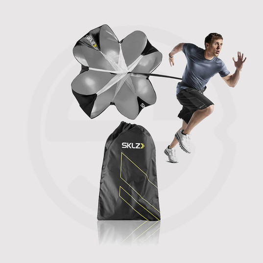 Speed Training Parachute Helps Maximize
