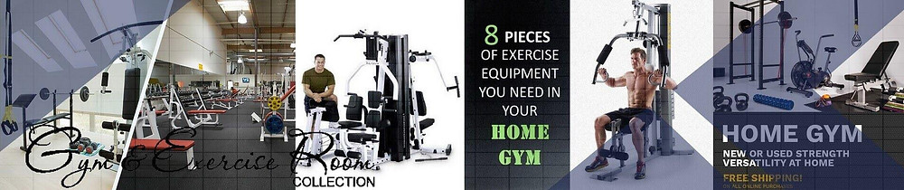 "Page header, ""exercise equipment, you need in your home gym"""