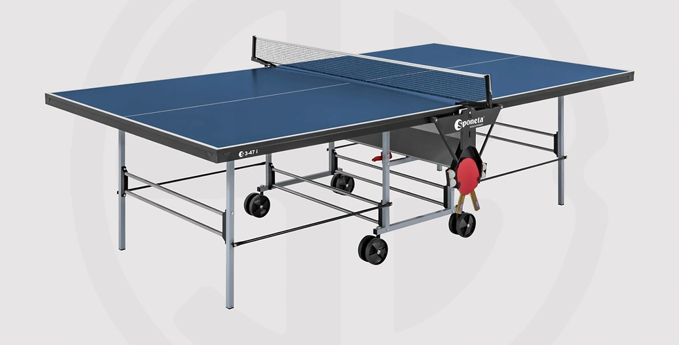 Sponeta Table Tennis Table - S1-47i Indoor