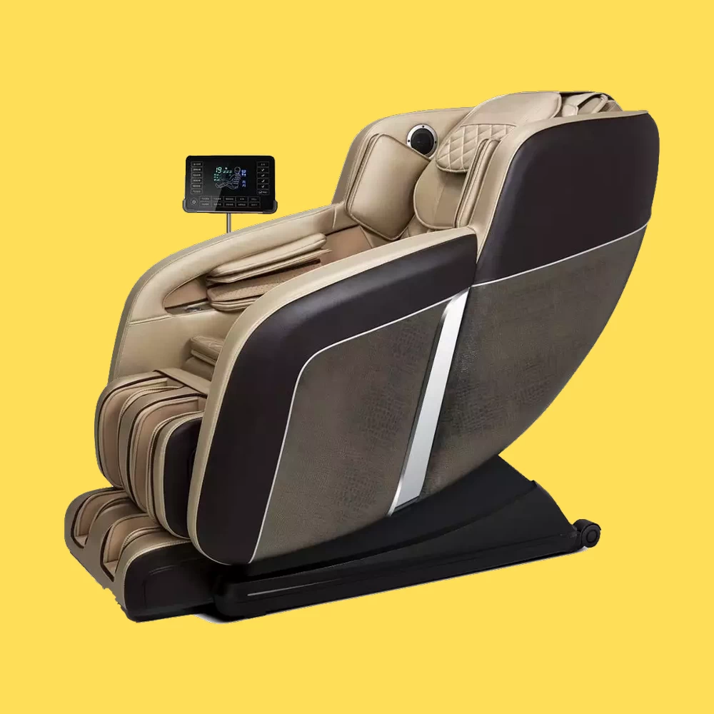 Electric Massage Chair, Multifunction, Full Body Sofa Chair