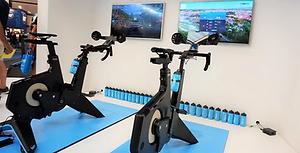 spinning bike china