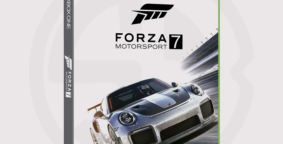 Forza Motorsport 7 standard edition, ps4 cames