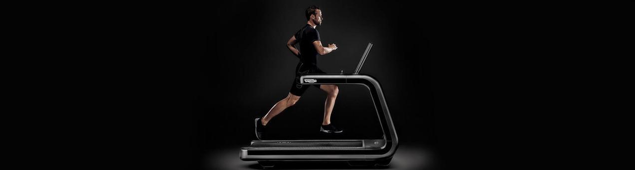 ARTIS Technogym Treadmill