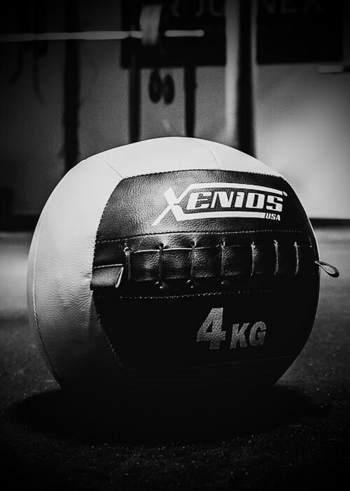 Exercises Balls