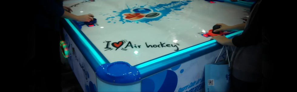 Air Hockey Tables For Sale by Blue Shell