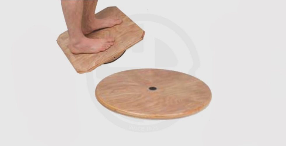 Rocker and Wobble Boards - Set of 2 - 670 EGP