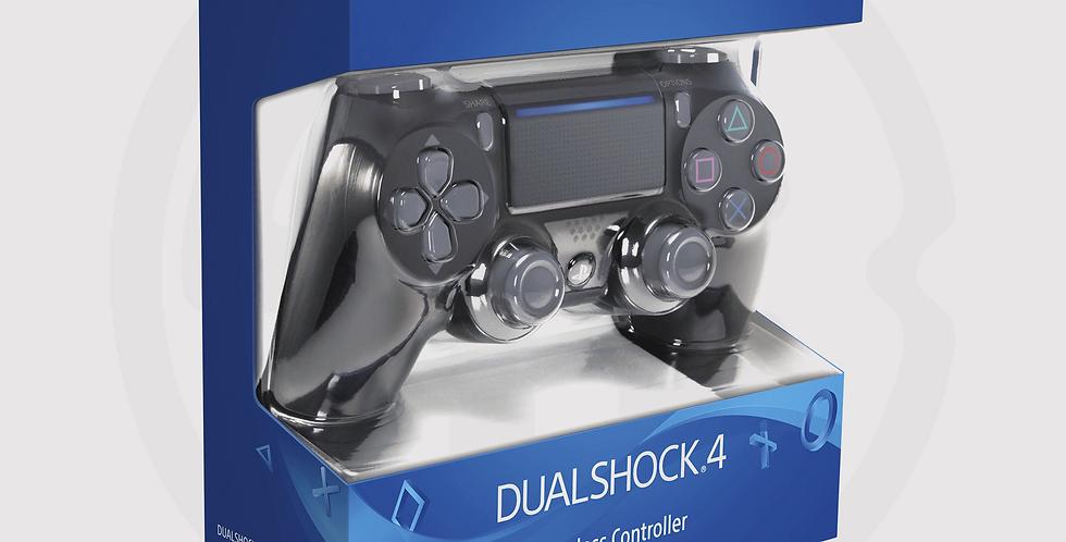 PlayStation 4 Dualshock controller, black v2, box