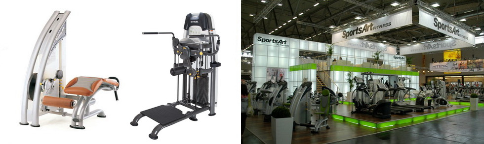 Sports Art Fitness Equipment, Leg Extention Machine