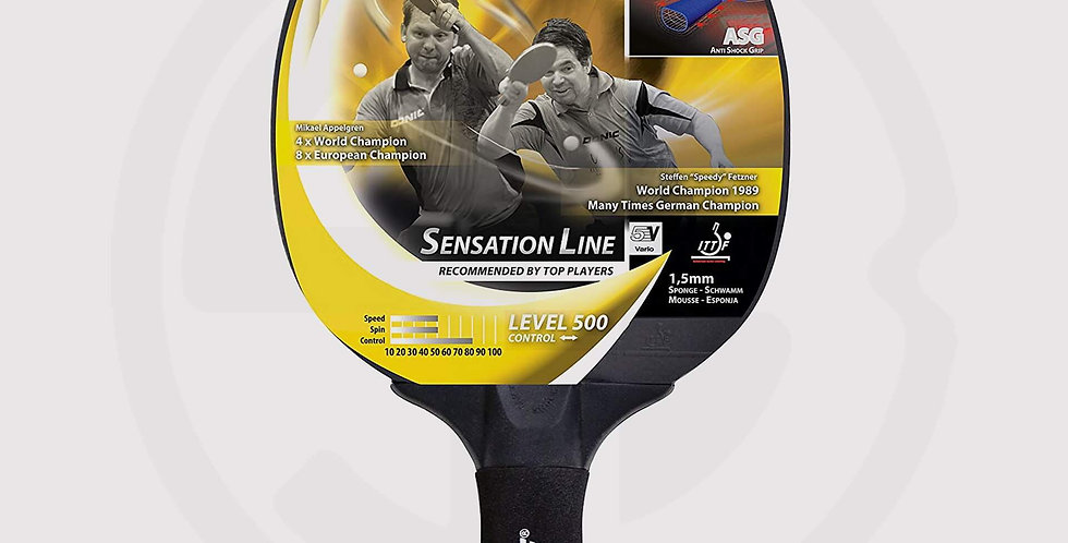 Bet pingpong Donic sensation 500 - ITTF Approved