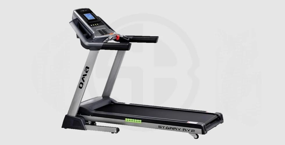 OMA-6631CA Treadmill 2.5 DC - Grey - 22000 EGP