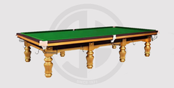 High Quality 12ft Standard Size Superior Snooker Table - 79,000 EGP