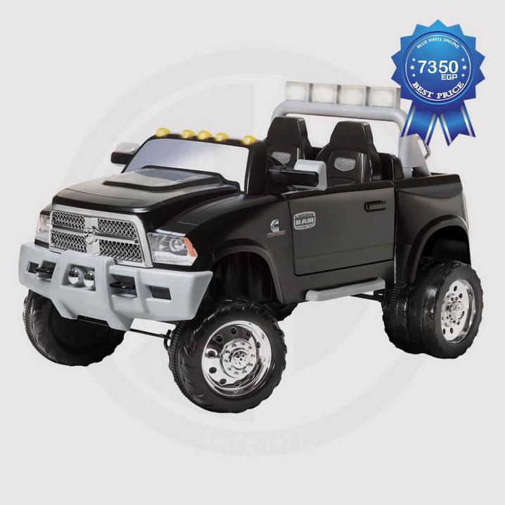 Kid Trax Dodge Ram Dually, 12v Battery