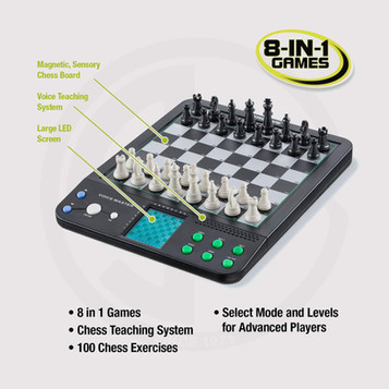 Croove Talking Electronic Chess