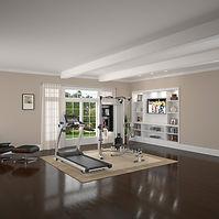 Home Gym Traidmill