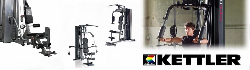 Kettler Multi Gym Station