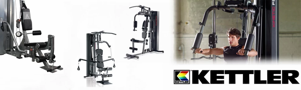 Kettler Multi Gym Station