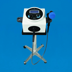 Multi-frequency vibration expectoration machine