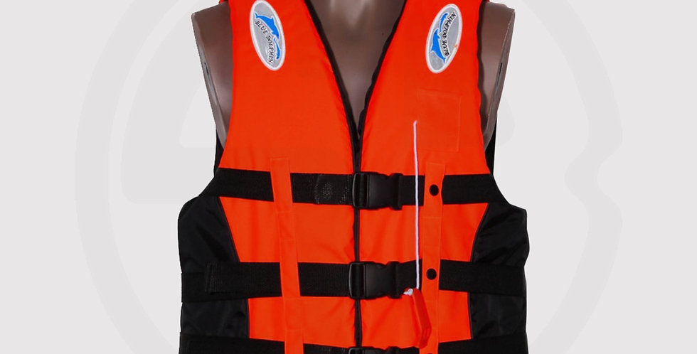 Blue Dolphin, Professional Life Vest, 3 Color for Kids, Women and Men