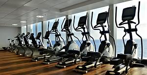 Gym Cardio Equipment Elliptical Machines