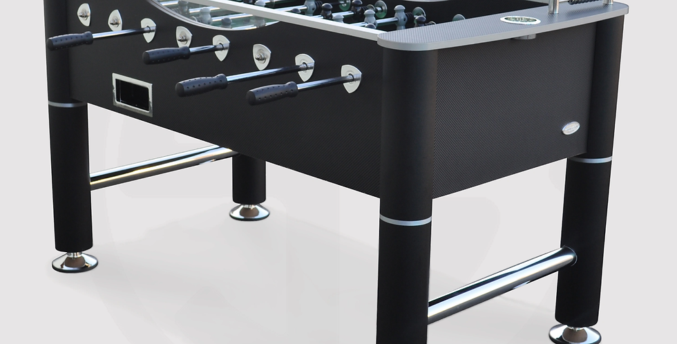 Qazxsw Indoor Soccer Table in Black