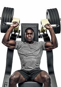 Technogym Pure Strength, Shoulders Press