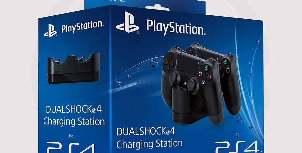 PS4 dualShock 4 charging station, origin