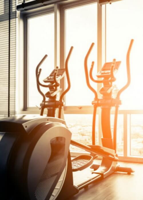 Elliptical or Cross-Trainer