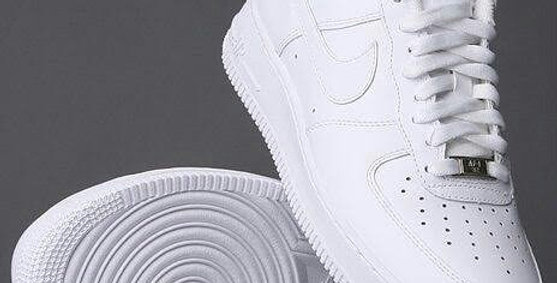 White Air Force Shoe