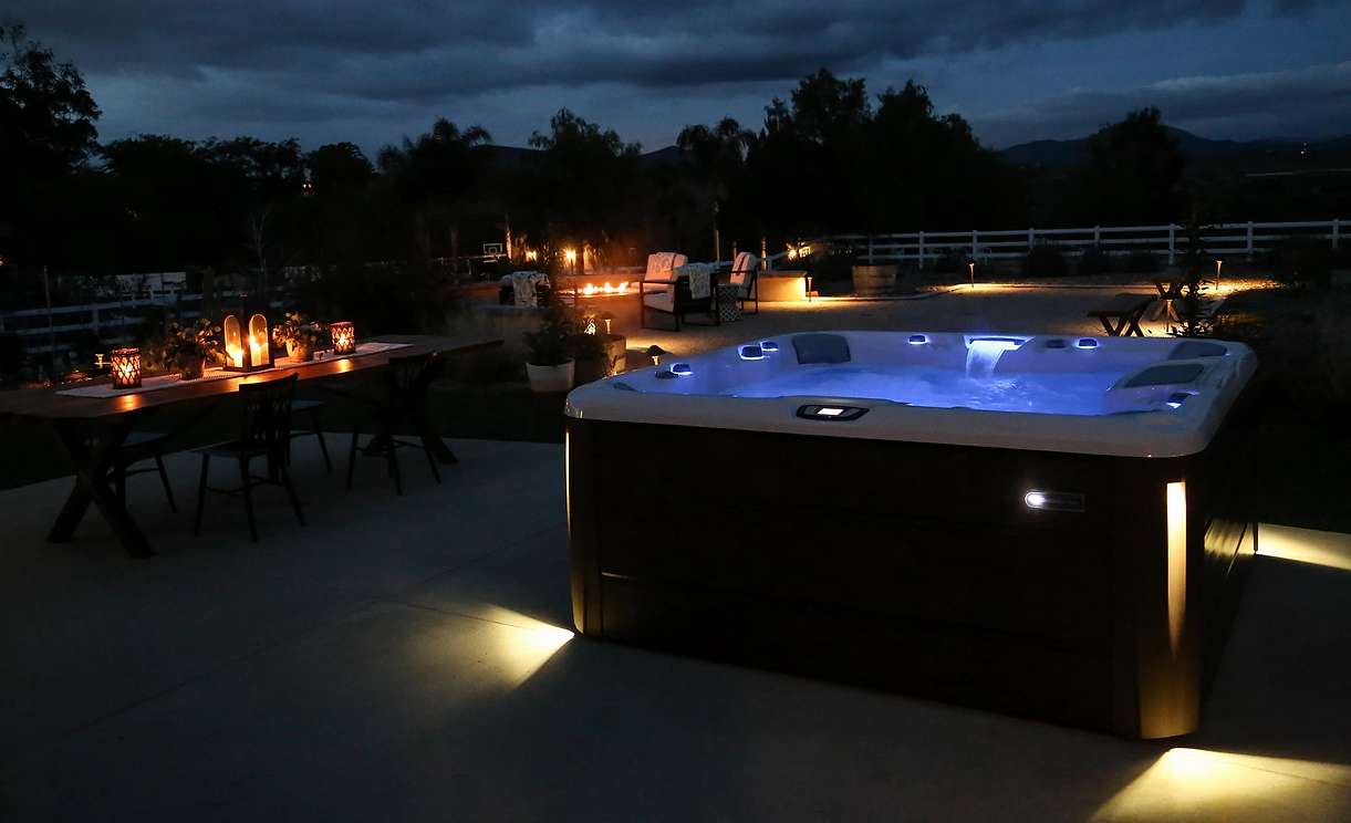 Swim Spas and Hot Tubs Limelight 2022