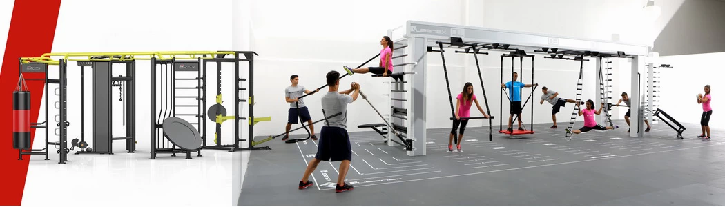 Funictional Training Stations