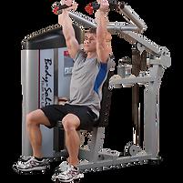 Shoulder Gym Machines
