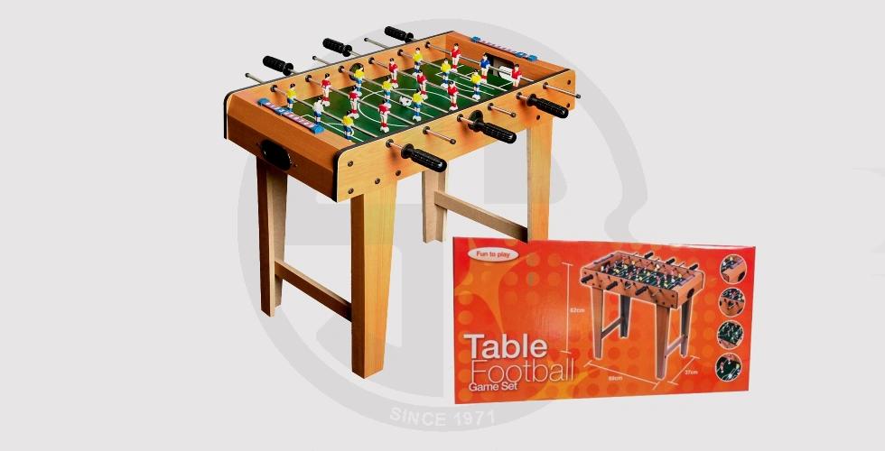Football Table Set - 650 EGP