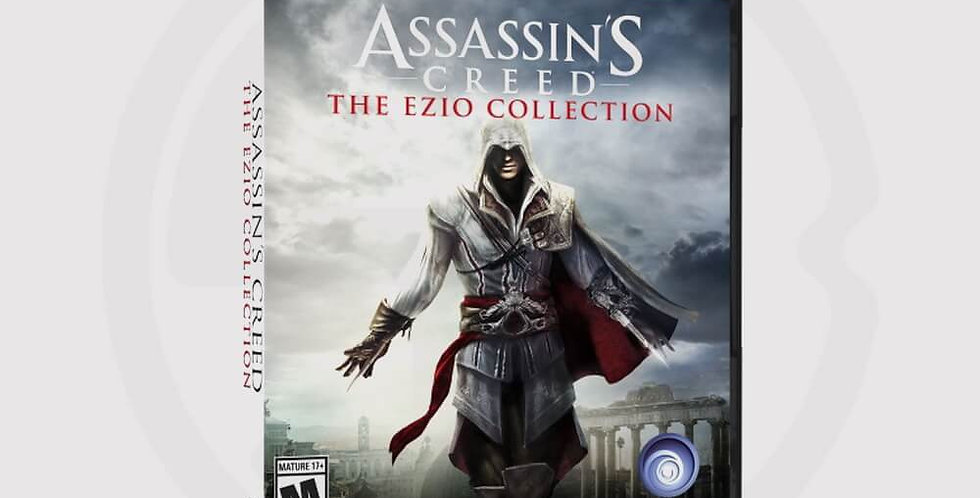 Assassins Creed, Ezio Collection on PS4, Official PlayStation