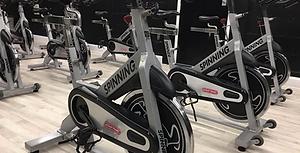 spinning bike brand