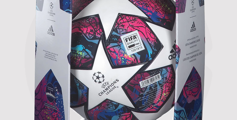 Adidas Ball 2020 UCL Finale Istanbul, OMB FIFA PRO