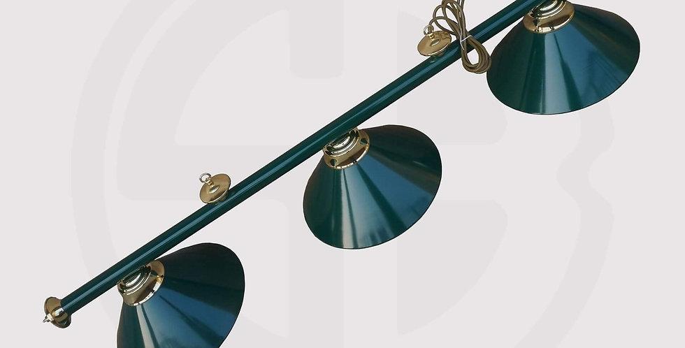 Metal billiard table light billiard lamp