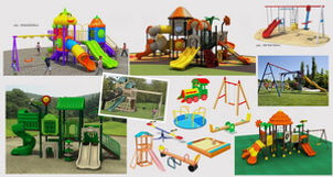 Shopping Playground Equipment in Egypt