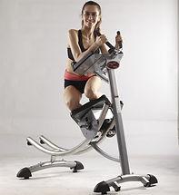 AB Coaster, Fitness Equipment Cardio
