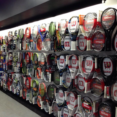 List of Racket sports - Big store in Egypt