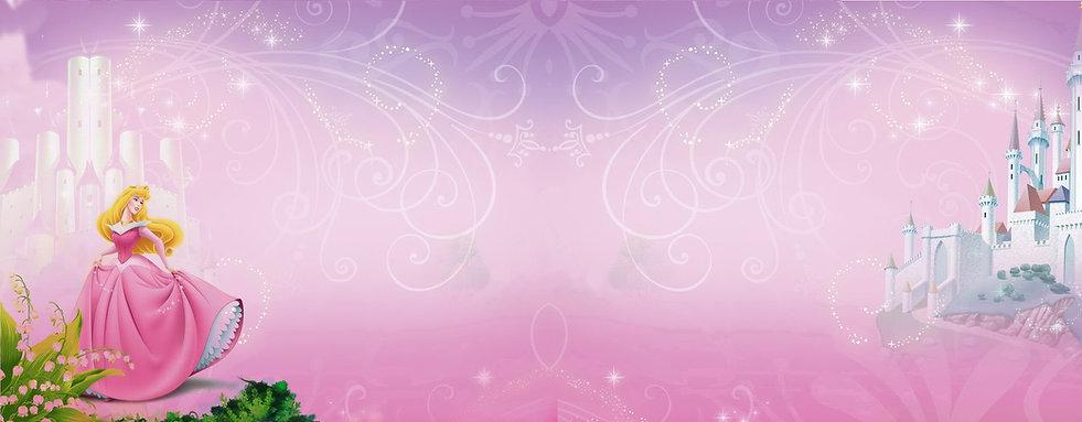 Kids Background, Pink Rose