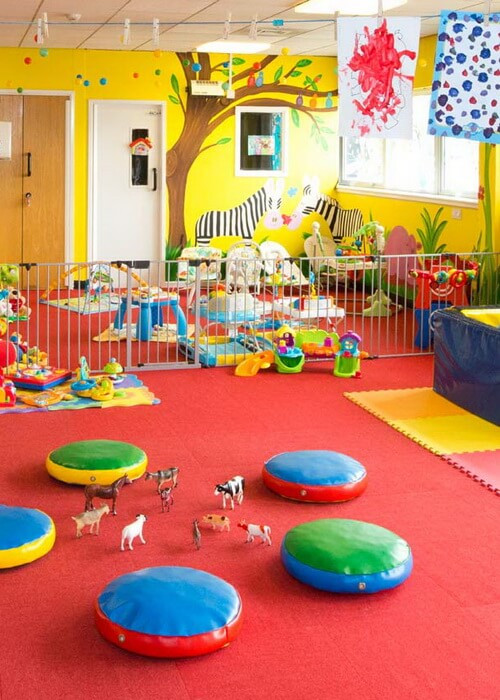 Nursery Toys Supplies