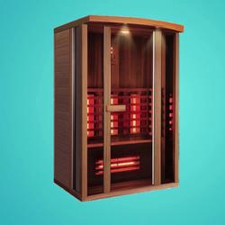 Infrared sauna (2-seater, 130x100x198 cm)