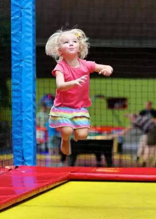 Trampolines For Kids