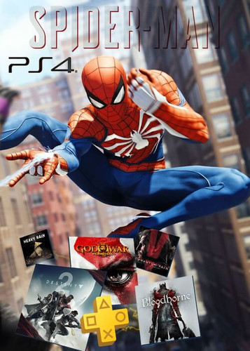 Playstation 4 Games (Discs)