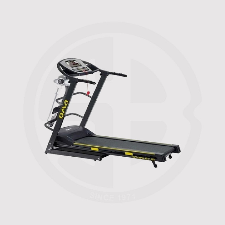 Treadmill OMA 3201EAM Motorized