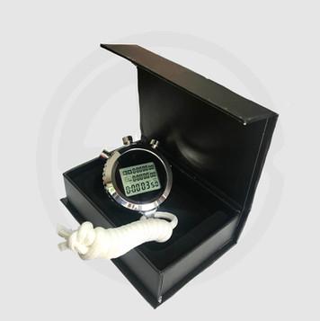 YH Metal Digital Stopwatch Timer Sports
