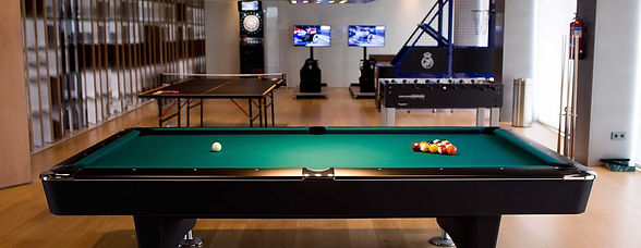 REC Room Games. Pool Table